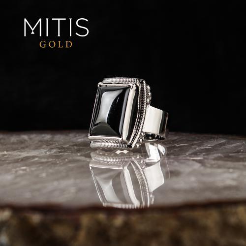 Gümüş Lucifer Yüzüğü